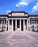 Prado, Мадрид стоковые изображения rf