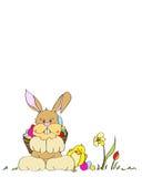 Prado de Easter Fotografia de Stock