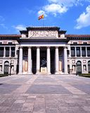 The Prado, Madrid. Royalty Free Stock Images