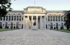 Prado Museum Royalty Free Stock Photography