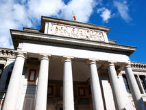 Prado museum Stock Photography