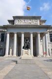 Prado museum Royaltyfri Fotografi