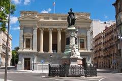 Prado museum, Cason del Buen Retiro building Royalty Free Stock Images