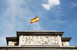 Prado museum, madrid Stock Images