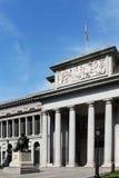 Prado museum, madrid Stock Image