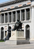 Prado museum, madrid Royalty Free Stock Images