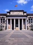 Prado Museum, Madrid, Spain. Royalty Free Stock Images