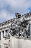 Prado Museum in Madrid, Spain Royalty Free Stock Photography