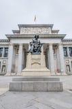 Prado Museum at Madrid, Spain Stock Photo