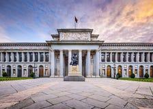 Prado Museum Royalty Free Stock Photo