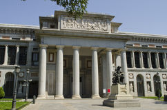 Prado Museum. Madrid. Spain. Stock Photos