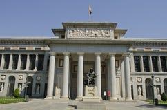 Prado Museum. Madrid. Spain. Royalty Free Stock Photos