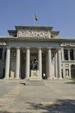 Prado museum. Madrid. Spanien. Royaltyfria Bilder