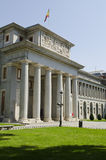 Prado museum. Madrid. Spanien. Royaltyfri Foto
