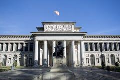 Prado muzeum fotografia stock