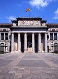 Prado Muzeum, Madryt, Hiszpania. Obrazy Royalty Free