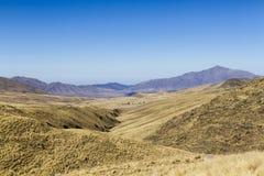 Prado nas montanhas Imagens de Stock