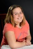 Préadolescent Photographie stock libre de droits