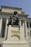 Pradomuseum. Madrid Stock Fotografie