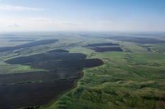 Prados del paisaje Imagen de archivo