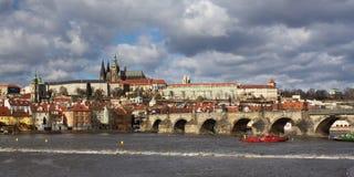 Prag Stockfoto