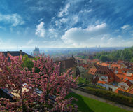 Prag - 4 stockfoto