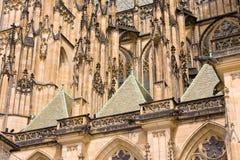 Prag als cultureel erfgoed Royalty-vrije Stock Foto's
