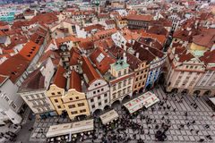 Prag-alte Stadt Lizenzfreie Stockfotografie