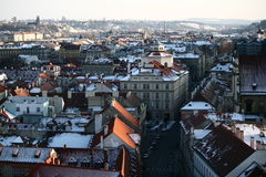 Prag-Ansicht Lizenzfreies Stockbild
