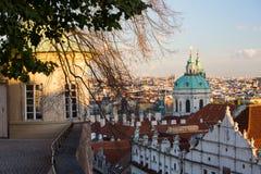 Prag-Ansicht Lizenzfreie Stockbilder
