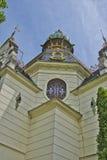 Prag-Architektur von Altbauten lizenzfreies stockfoto