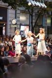 Prag-Art- und Weisewochenende am 24. September 2011 in Fotorezeptor Lizenzfreies Stockbild