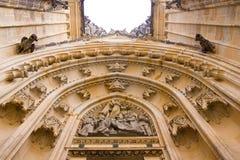 Prag as a cultural heritage Royalty Free Stock Photos