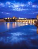 Prag Charles Bridge -4 Stockfotografie