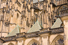 Prag como uma herança cultural Fotos de Stock Royalty Free