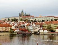 Prag, Damm, Europa, Architektur Lizenzfreie Stockfotos