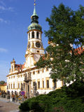 Prag - das Loretto (Loreta) Lizenzfreies Stockbild