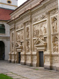 Prag - das Loretto Loreta Stockfotos