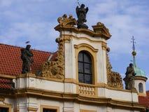 Prag - das Loretto Loreta Lizenzfreie Stockfotografie