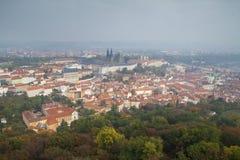 Prag, die Tschechische Republik stockfotos