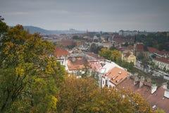 Prag, die Tschechische Republik lizenzfreies stockbild