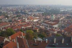 Prag, die Tschechische Republik stockbild