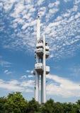 Prag-Fernsehturm Lizenzfreies Stockbild