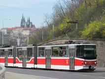 Prag-Frühling Stockfotografie