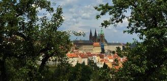 Prag, Hauptstadt der Tschechischen Republik lizenzfreie stockbilder
