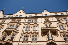Prag historic architecture Stock Photo