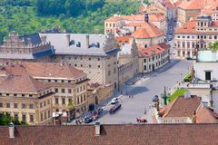 Prag historical Royalty Free Stock Photos