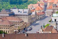 Prag historical Royalty Free Stock Photos