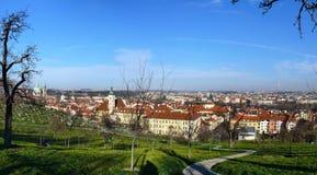 Prag im Frühjahr Lizenzfreie Stockfotos