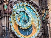 Prag ist das Kapital der Tschechischen Republik Lizenzfreie Stockfotos